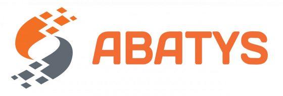 Abatys Financial logo orange and grey PEO Employee benefits
